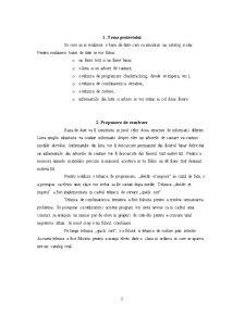 Baza de Date a unui Catalog Scolar Limbajul de Programare C - Pagina 3