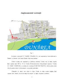 Proiect de Modernizare al Sistemului de Transport Intern si Depozitare la SC Zahar Corabia SA - Pagina 5