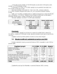 Raportul de Audit cu Privire la Situatiile Financiare pentru Exercitiul Incheiat la 31 Decembrie 2005 - Pagina 4