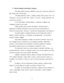 Administratia Publica de Stat - Prefectul si Prefectura - Pagina 3