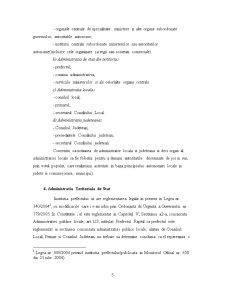 Administratia Publica de Stat - Prefectul si Prefectura - Pagina 5