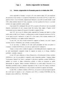 Istoria Asigurarilor in Romania, Europa si America - Pagina 4