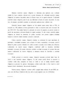 Analiza Politicii Rezervelor Bancare Minime Obligatorii in Diferite Tari - Pagina 4