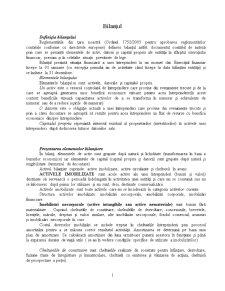Bilanțul - Pagina 1