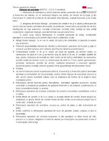 Studiu Monografic la Disciplina Tehnica Operatiunilor Bancare - Banca Romana pentru Dezvoltare - Pagina 5