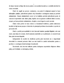 Mijloace de Probă în Procesul Civil - Pagina 3