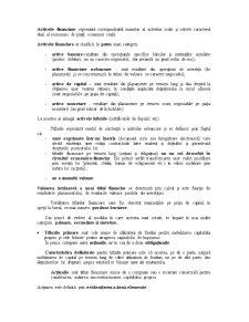 Sistemul Financiar și Rolul sau - Pagina 2