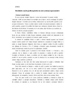 Contul de Profit si Pierdere - Modele, Analiza si Interpretare - Pagina 1