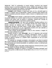 Bazele Teoretice privind Realizarea și Organizarea Sistemelor Informatice - Pagina 2