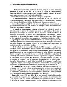 Analiza Sistemului Informațional Existent - Pagina 4