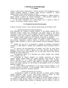 Biotehnologii - Pagina 1
