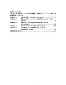 Drept Administrativ - Actul Administrativ - Pagina 3