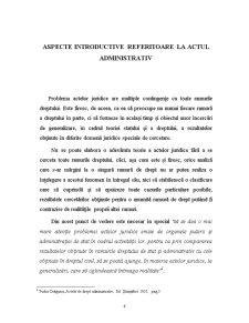 Drept Administrativ - Actul Administrativ - Pagina 4