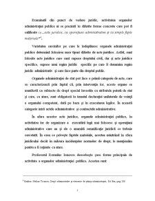 Drept Administrativ - Actul Administrativ - Pagina 5