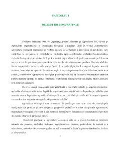 Agricultură Ecologică - Pagina 2