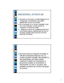 Registre Contabile - Pagina 4