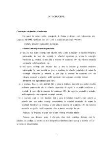 Contabilitatea Fuziunii Societatilor Comerciale - Pagina 3