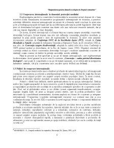 Raspunderea pentru Daunele Ecologice in Dreptul Comunitar - Pagina 5