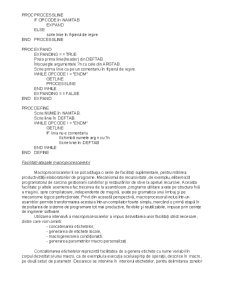 Macroprocesoare - Pagina 5