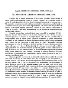 Gestiunea Memoriei Operaționale - Pagina 1
