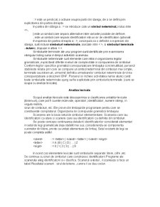 Compilatoare - Pagina 4