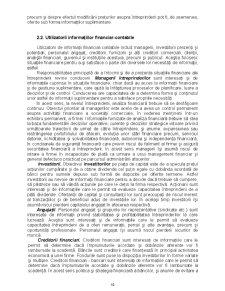Situatii Financiar-Contabile - Pagina 3