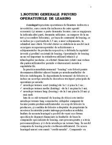 Leasing-ul - Pagina 4