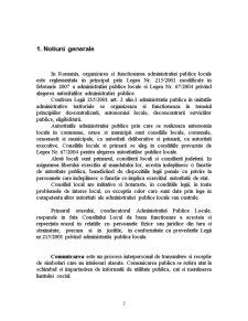 Comunicarea la Nivelul Administratiei Publice Locale - Pagina 3