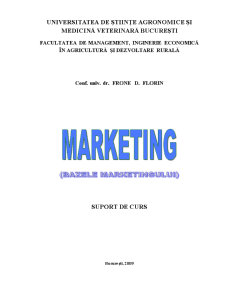 Curs Marketing - Pagina 1