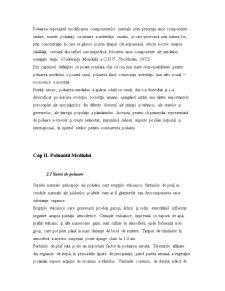 Poluarea si Poluantii Mediului - Pagina 5
