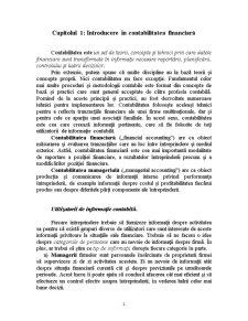 Introducere in Contabilitate Financiara - Pagina 2