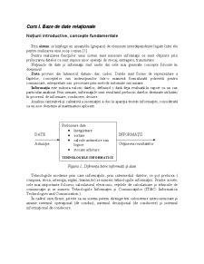 Baze de Date Relaționale - Pagina 1
