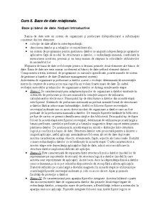 Baze de Date Relaționale - Pagina 5