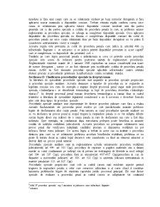 Proceduri Speciale - Pagina 2