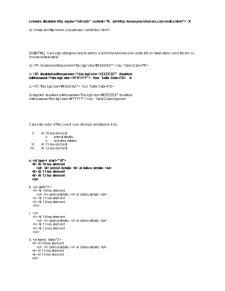Grile HTML - Pagina 2