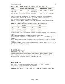 Baze de Date MySQL Generale - Pagina 3