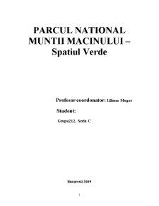 Rezervatia Nationala Muntii Macin - Pagina 1