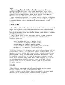 Rezervatia Nationala Muntii Macin - Pagina 5