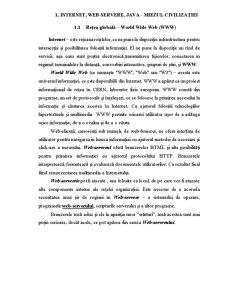Proiectarea și Crearea unui Web Server - Pagina 4
