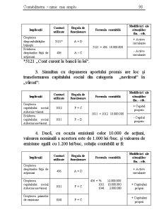 Analiza Contabila a Principalelor Operatiuni Economico - Financiare - Pagina 4