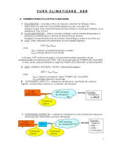 Instalatii de Climatizare - Pagina 1