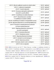 Standarde Internaționale de Contabilitate - Pagina 2