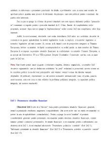 Standarde Internaționale de Contabilitate - Pagina 4