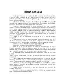Igiena Aerului - Pagina 1