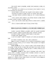 Constituirea Societatilor Comerciale - Pagina 2