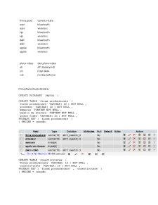 Gestionarea Stocului de Laptop-uri la un Magazin IT - Pagina 4