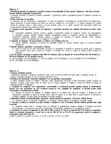 Bilete de Examen - Pagina 2