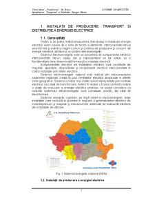 Instalatii de Producere, Transport si Distributie a Energiei Electrice - Pagina 1