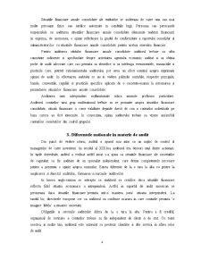 Auditarea Situatiilor Financiare Consolidate - Pagina 4