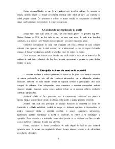 Auditarea Situatiilor Financiare Consolidate - Pagina 5